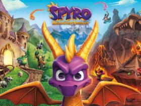 New Spyro Game