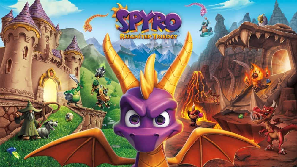New Spyro Game
