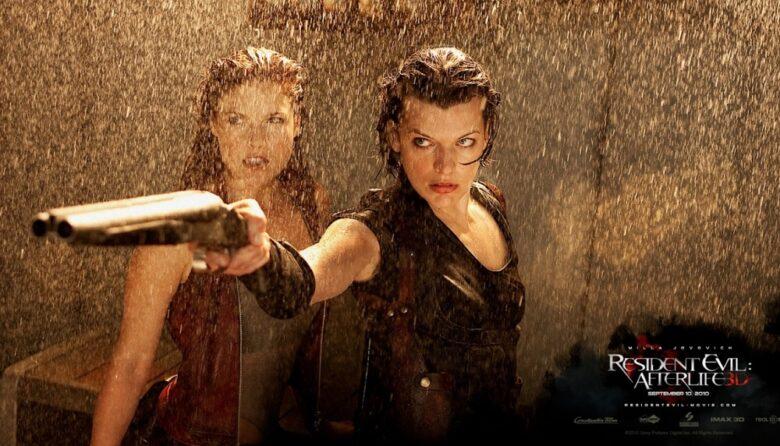 Resident Evil Second Netflix Series