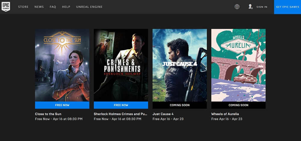 Just Cause 4 Will Be Free Next Week On The Epic Games Store For A Limited Time