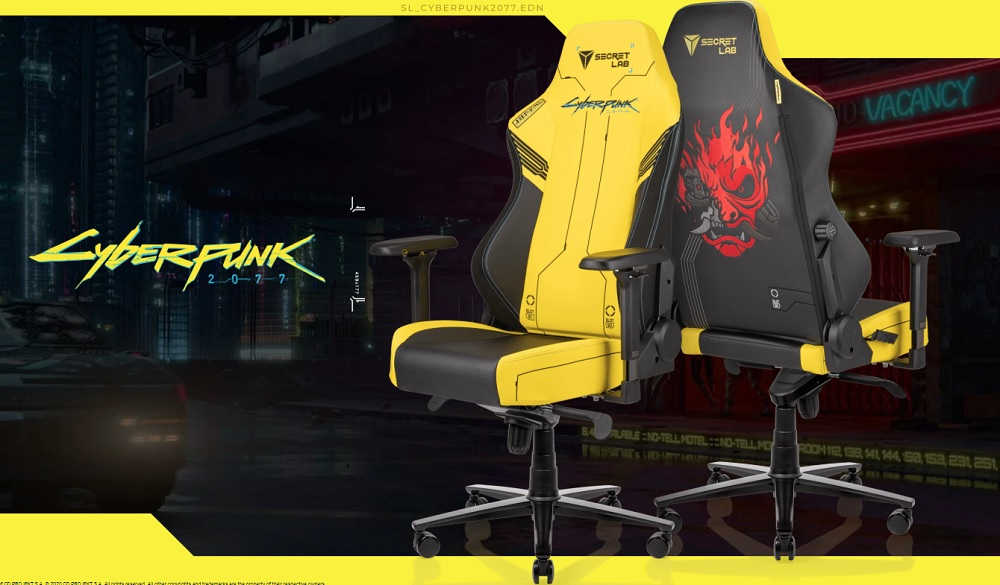 Cyberpunk 2077 Gaming Chair