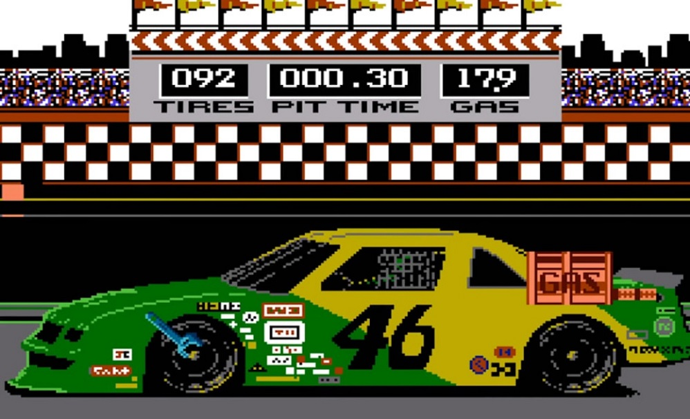 Days of Thunder Game