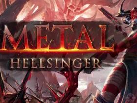 Metal Hellsinger Heavy Metal