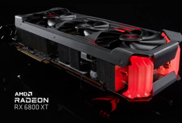 PowerColor Radeon RX 6800 XT Red Devil Graphics Card