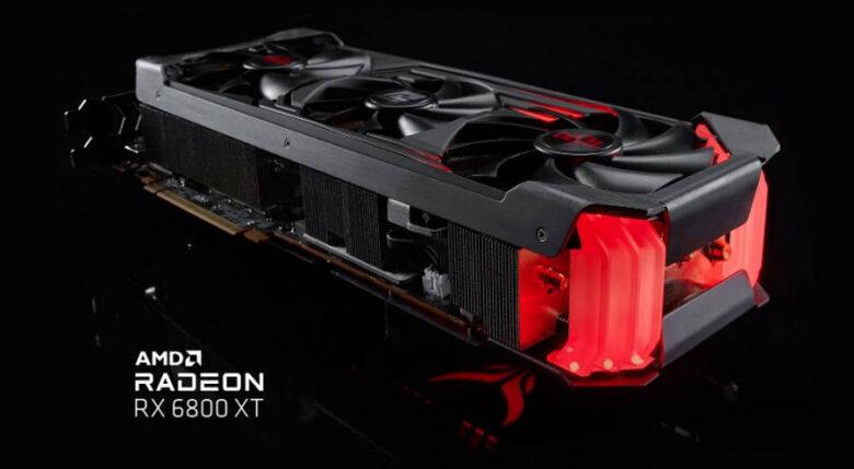 PowerColor Radeon RX 6800 XT Red Devil Graphics Card