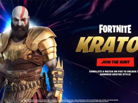 Fortnite Kratos Skin