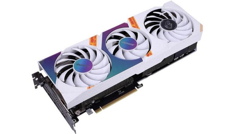 iGame GeForce RTX 3060