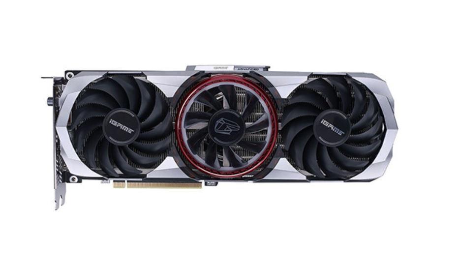 iGame GeForce RTX 3060 Ti Advanced OC Silver