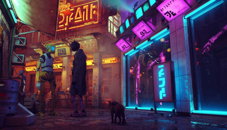 stray game