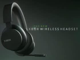 New Xbox Wireless Headset