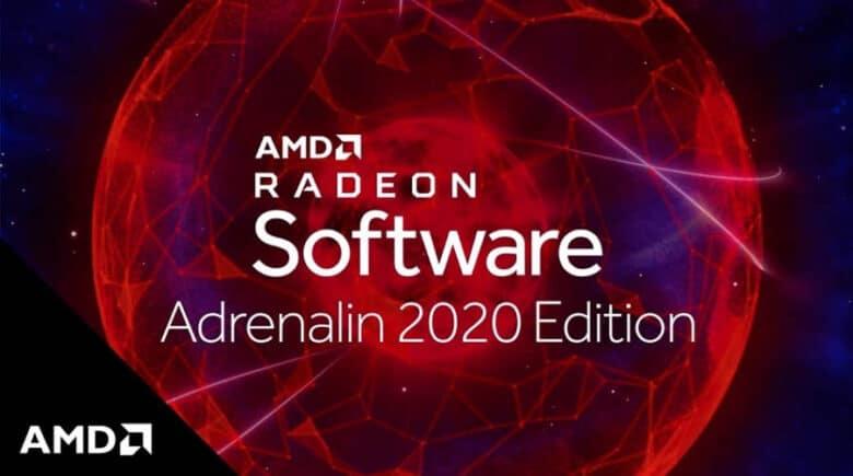 Radeon Adrenalin 2020