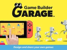 Game Builder Garage