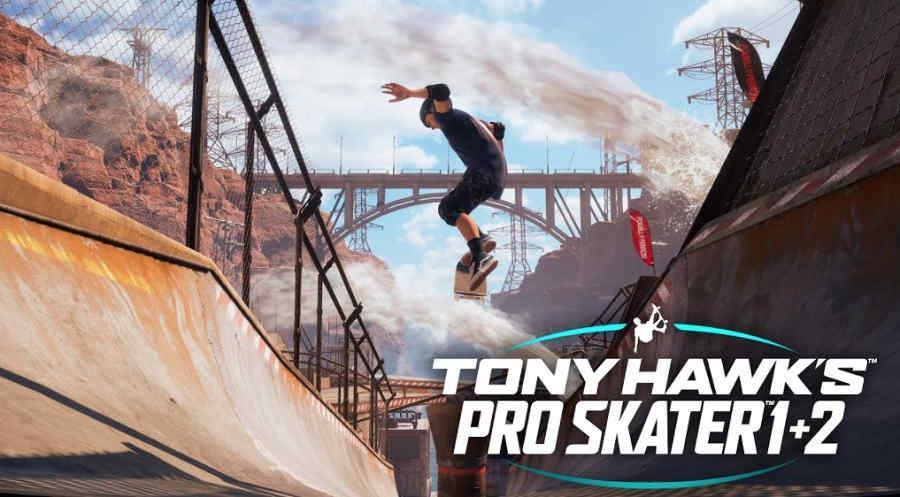 Tony Hawk's Pro Skater 1