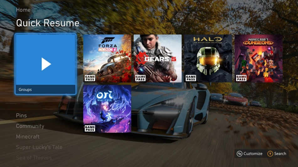 Xbox May update