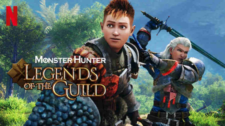 Monster Hunter Legends of the Guild